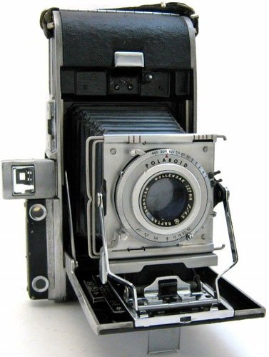 The Option Al Landlist Rollfilm Cameras 40 Series