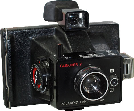 Polaroid big swinger