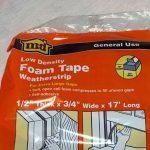 low-density foam